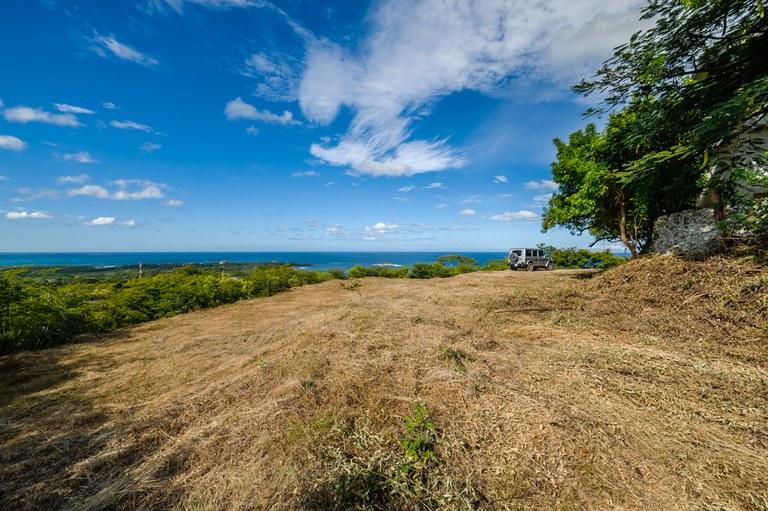 Lote Bella Vista: Amazing ocean view homesite