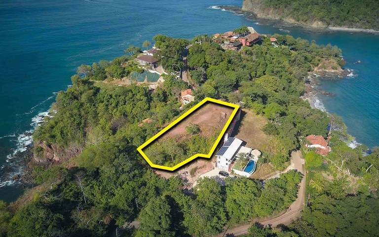 Best of Northridge : Near the Coast and Oceanfront Home Construction Site For Sale in Playa Flamingo