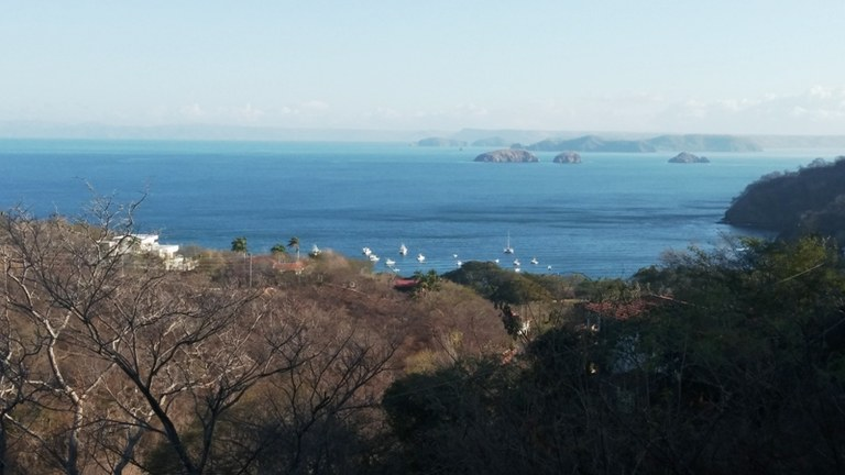 Amazing Ocean View: Lot in Playa Ocotal