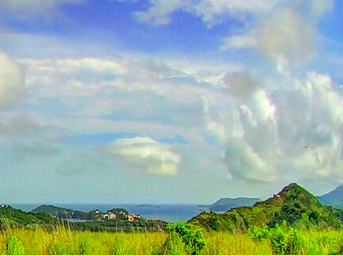 North Partial Ocean View from Land in Mar Visga For Sale