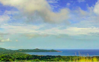 South Ocean View from Land in Mar Visga For Sale