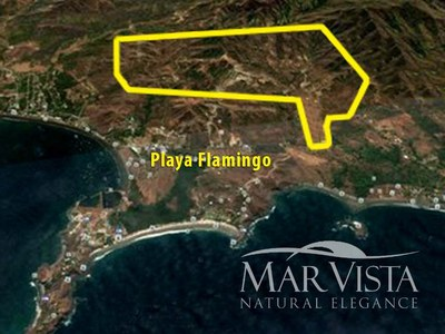Arial Map of Mar Vista Ocean View Development for Sale