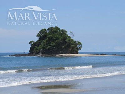 Playa Brasilito in front of Mar Vista Ocean View Development for Sale