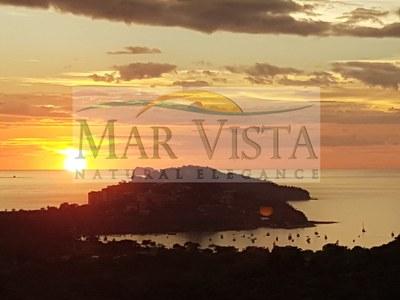 Sunset From Mar Vista Over Playa Flamingo and Marina.jpg