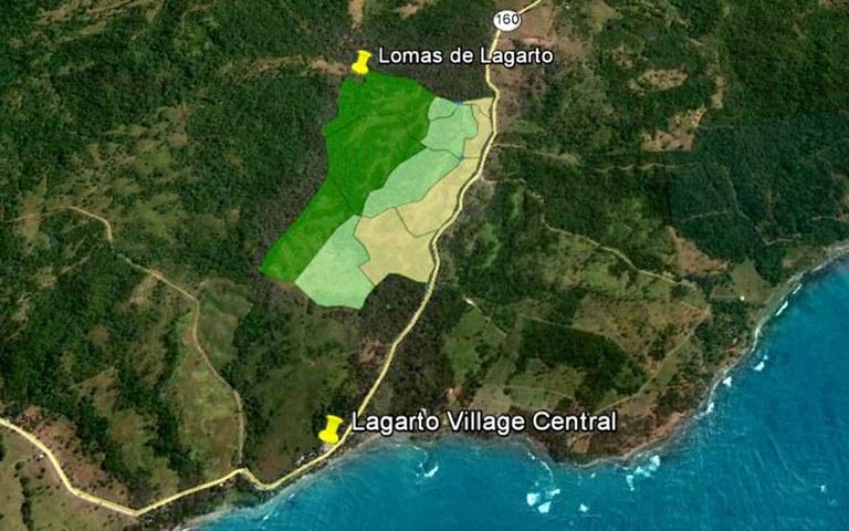 Lomas de Lagarto: Huge Tract of Ocean-View Development Land Near The Beach