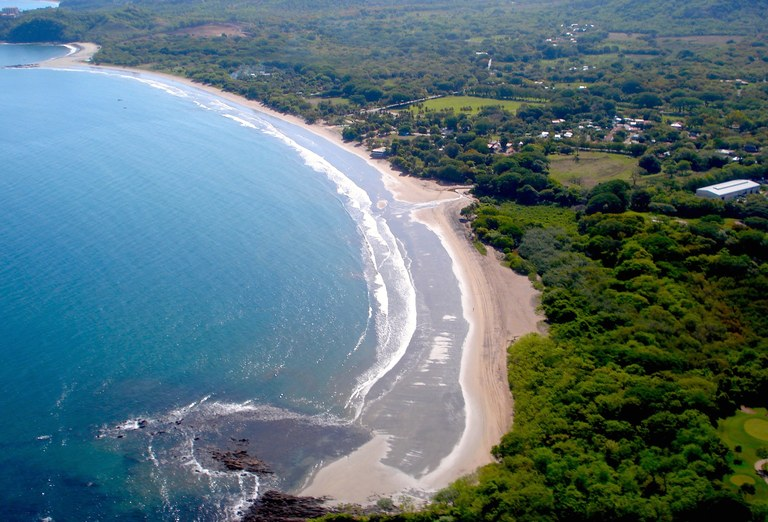 Nautica Costa Rica Oceanfront Development - all permits in place: Near the Coast and Oceanfront Development Parcel For Sale in Playa Brasilito