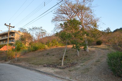 Front View Of Lot - Oceanview Lot in Gated Community Close To Beach
