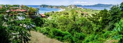 Nature surrounding lot - Flamingo Beach Oceanview Lot