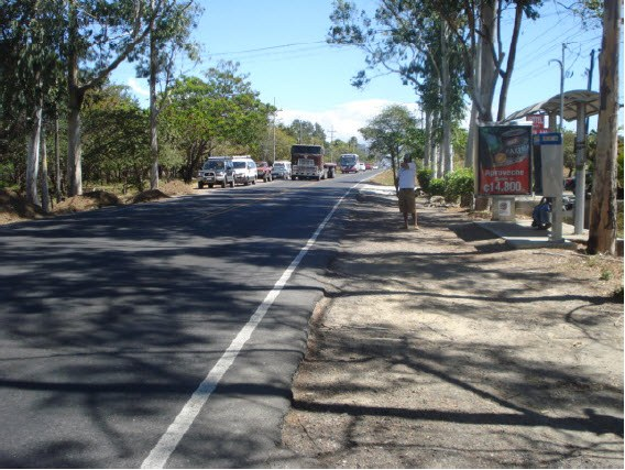 Sale commercial lot in front of the transito Liberia Guanacaste