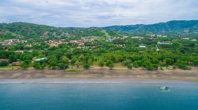 Beach Front Lot Playas del Coco