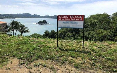 Flamingo Cove Ocean View Lot #4