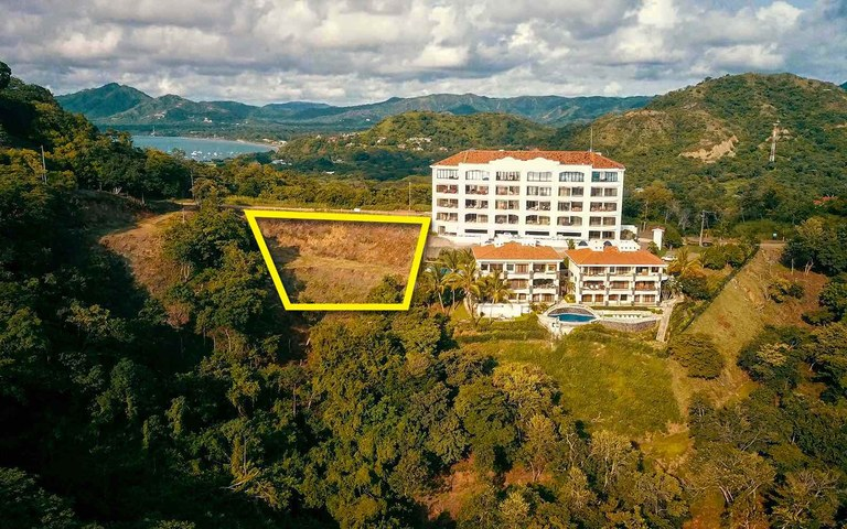 Flamingo Cove Lot #4: Spectacular Ocean View Home Site in Flamingo, Costa Rica