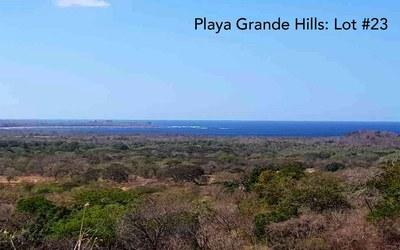 Playa Grande Hills