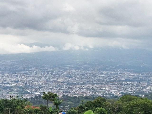 Venta lote con hermosa vista San Antonio de Escazu