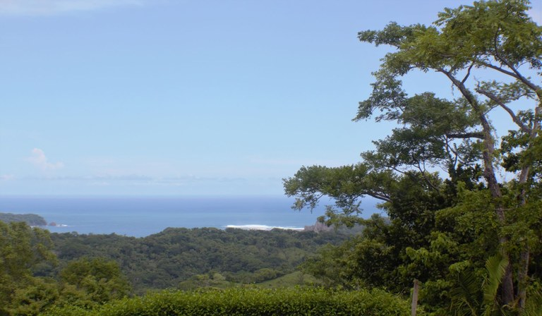 5048b Santo Domingo Ocean View Lot #2:Vast Ocean View in Secluded Jungle Setting