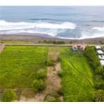 Oceanfront lot in Playa Hermosa Jaco