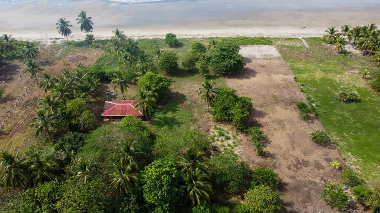 Beach Front Lot for Sale Costa de Oro Guanacaste Costa Rica