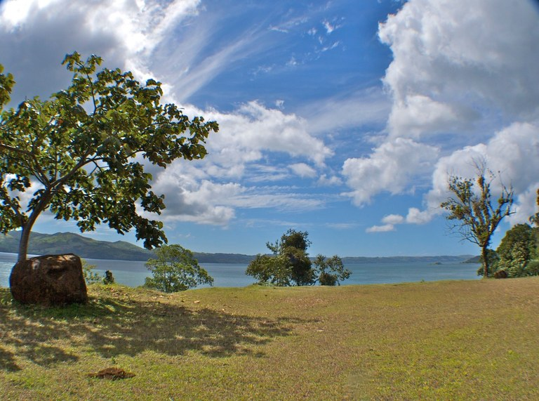 Land for sale in front Arenal Lake