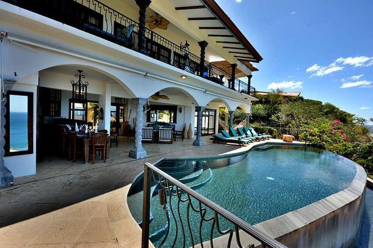 7a806e8d10a0d Casa Vista Magnifica  Se Alquila Villa Cerca del Mar en Playa Potrero