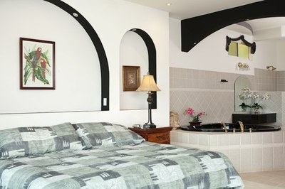 Master Suite of House for Rent in Potrero, Guanacaste
