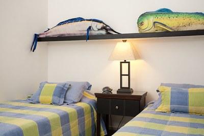 Second Bedroom of House for Rent in Potrero, Guanacaste