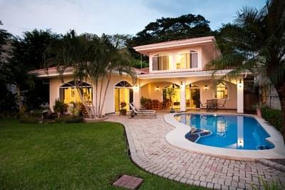 Exterior of House for Rent in Potrero, Guanacaste