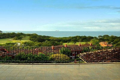 Huge Ocean View Terrace