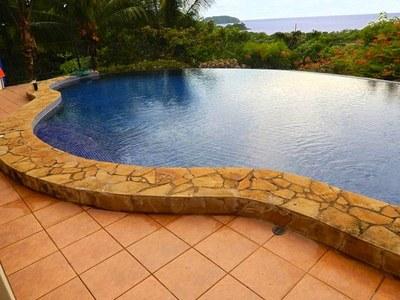 Ocean-View Infinity Pool