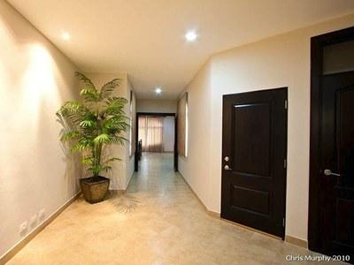 Spacious Hallways