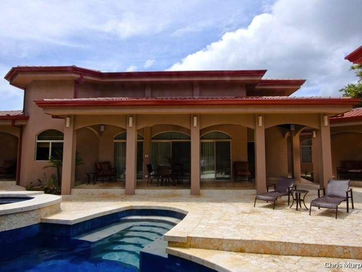 Casa la salle luxury vacation home in a gated community for Costa rica vacation house rentals