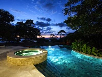 Ocean-Front Pool Terrace