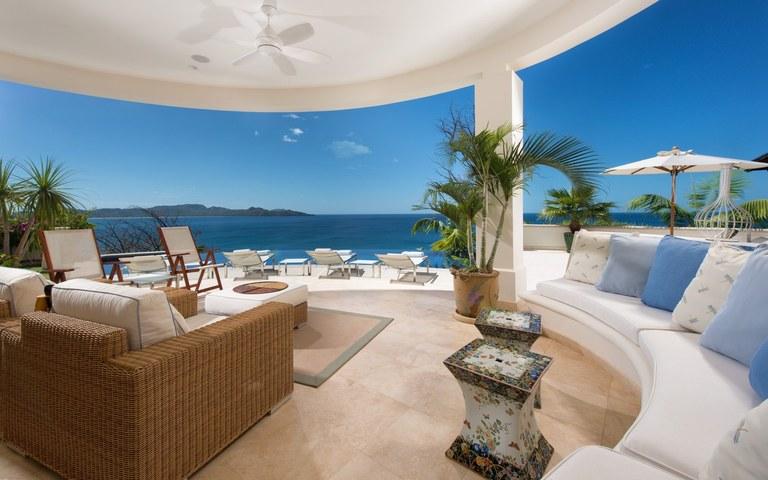 Beautiful Ocean Views villa la sata: gorgeous mediterranean style vacation villa w