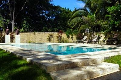Surfside/Potrero Condo-Community Pool Terrace