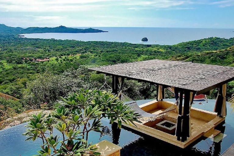 Hacienda Nelson: An Enchanting Ocean-View, Hill-Top Luxury Home