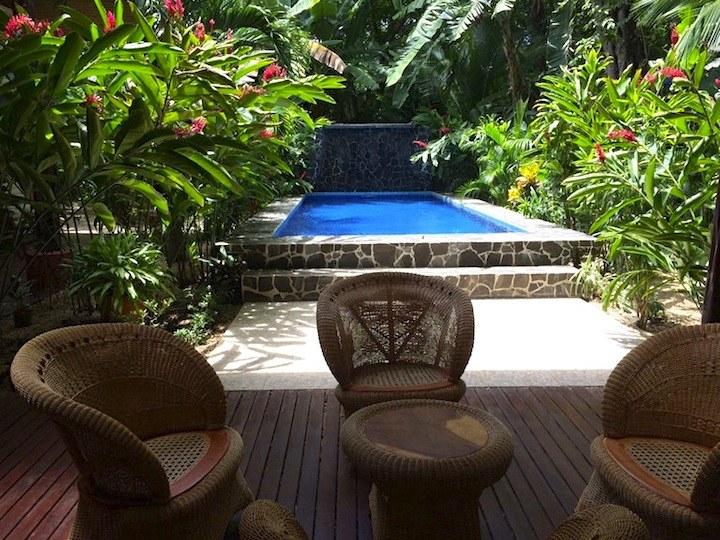 Casa Sueños: Near the Coast House For Rent in Playa Potrero