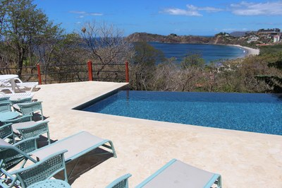 Casa Mega Flamingo Beach Rental Community Infinity Pool