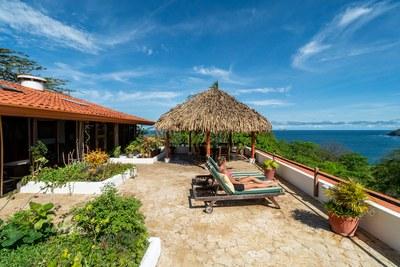 Casa Mega Flamingo Sun Ocean View Deck Beach Cliff Side Ocean View Rental