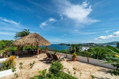 Ocen Views from Casa Mega Rental Property in Flamingo Beach