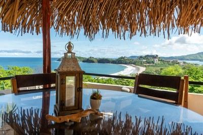 Casa Mega Flamingo Beach Cliff Side Ocean View Rental