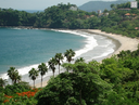 View from this Ocean View Rental Property in Flamingo Costa Rica