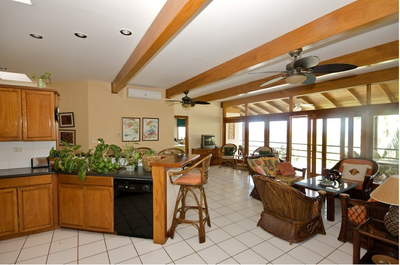 Casa Tigre Flamingo Cliffside Oceanview Best Value Vacation and Long term Rental in Playa Flamingo
