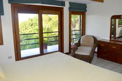 Master Bedroom Terrace Access