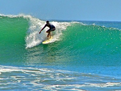 Surf Breaks