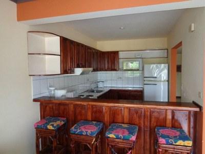 Flamingo Condo Rental-Kitchen Breakfast Bar