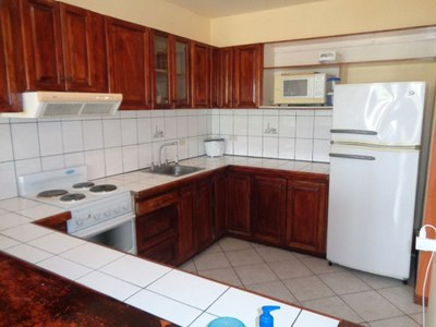 Flamingo Condo Rental-Kitchen