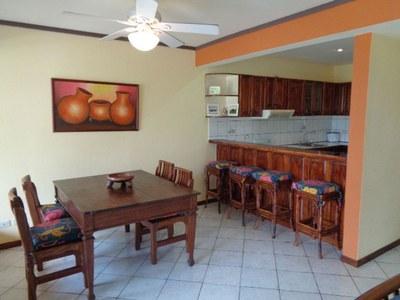 Flamingo Condo Rental-Dining Area.