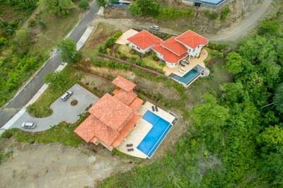 Main House-Aerial