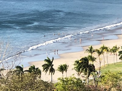 Casa Jungle I Flamingo Beach View Rental Costa Rica Beach View Zoom.JPG
