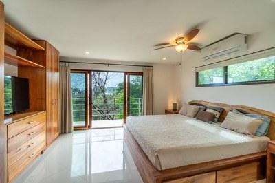 Master Bedroom of Casa Jungle