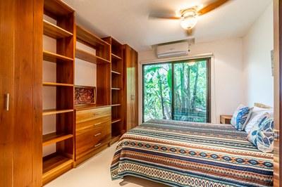 2nd Bedroom of Casa Jungle